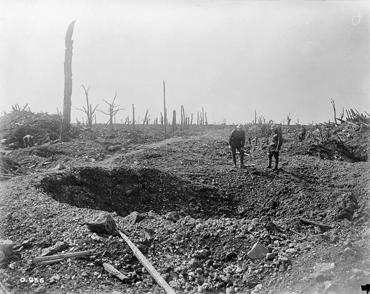 Battle of the somme film essay
