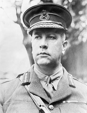 Lieutenant-General Sir Currie