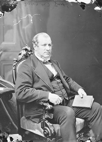Photograph: Alexander Tilloch Galt, 1869