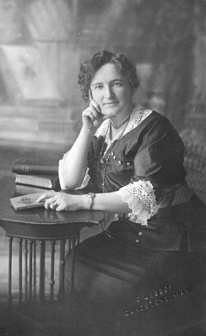 Mrs. Nellie McClung