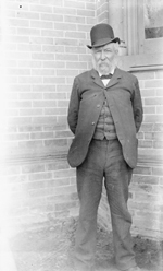 Photograph of Thomas Orr, age 62