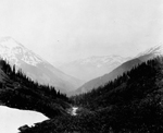 Photograph of Nass-Skeena Summit, British Columbia, 1898-1900