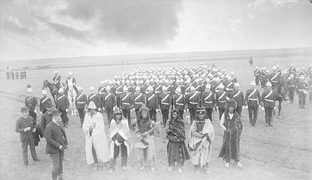 riel rebellion 1885