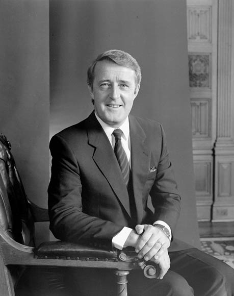 brian mulroney Discover brian mulroney famous and rare quotes share brian mulroney quotations about environment, taxes and country if your only objective is to be popular.