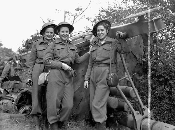 ARCHIVED - The Canadian Army - Selected Photographs: Army - Faces ...