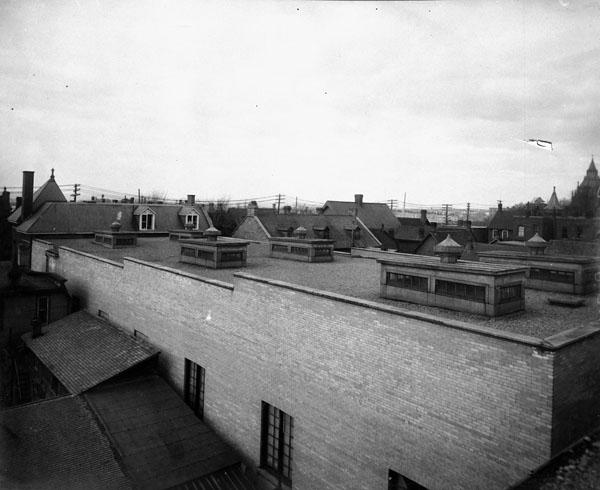 Curling rink, Ottawa Curling Club, 1912