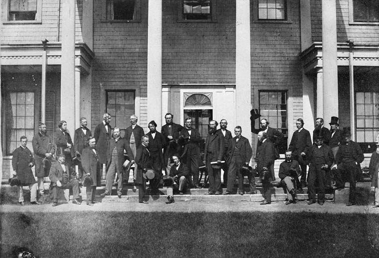 This was the first of the three conferences that led to Confederation in