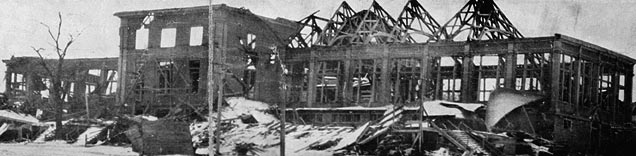 ARCHIVED - Photographs - Halifax Explosion - Fire - SOS