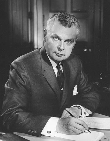 Diefenbaker-Profiles-First Among Equals