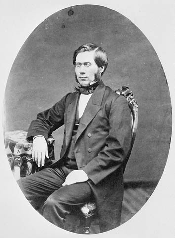 Photo : L'honorable Thomas D'Arcy McGee