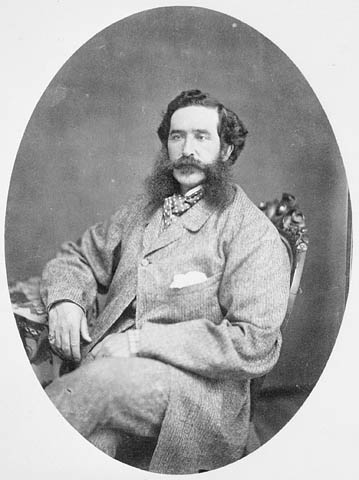 Photo : Charles-René-Léonidas d'Irumberry de Salaberry