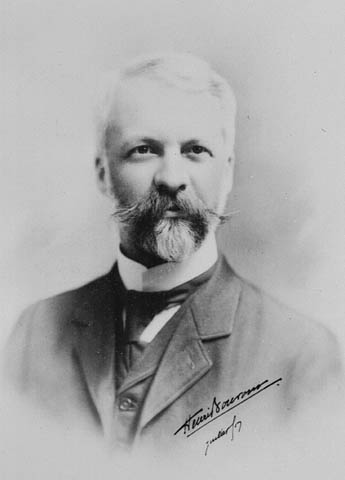 Photo of Henri Bourassa.