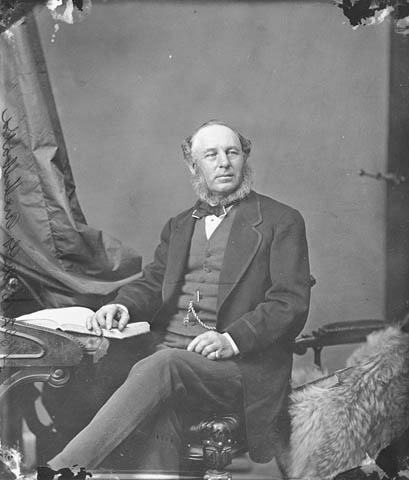 Photo : Sir Adams George Archibald