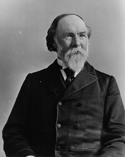 Photo : l'honorable A.A. Macdonald, mars 1892