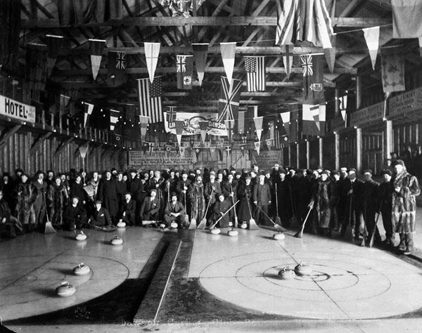 Dawson Curling Club Bonspiel