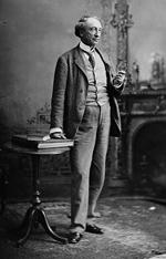Photographie de sirJohnA.Macdonald, entre 1867 et 1891?