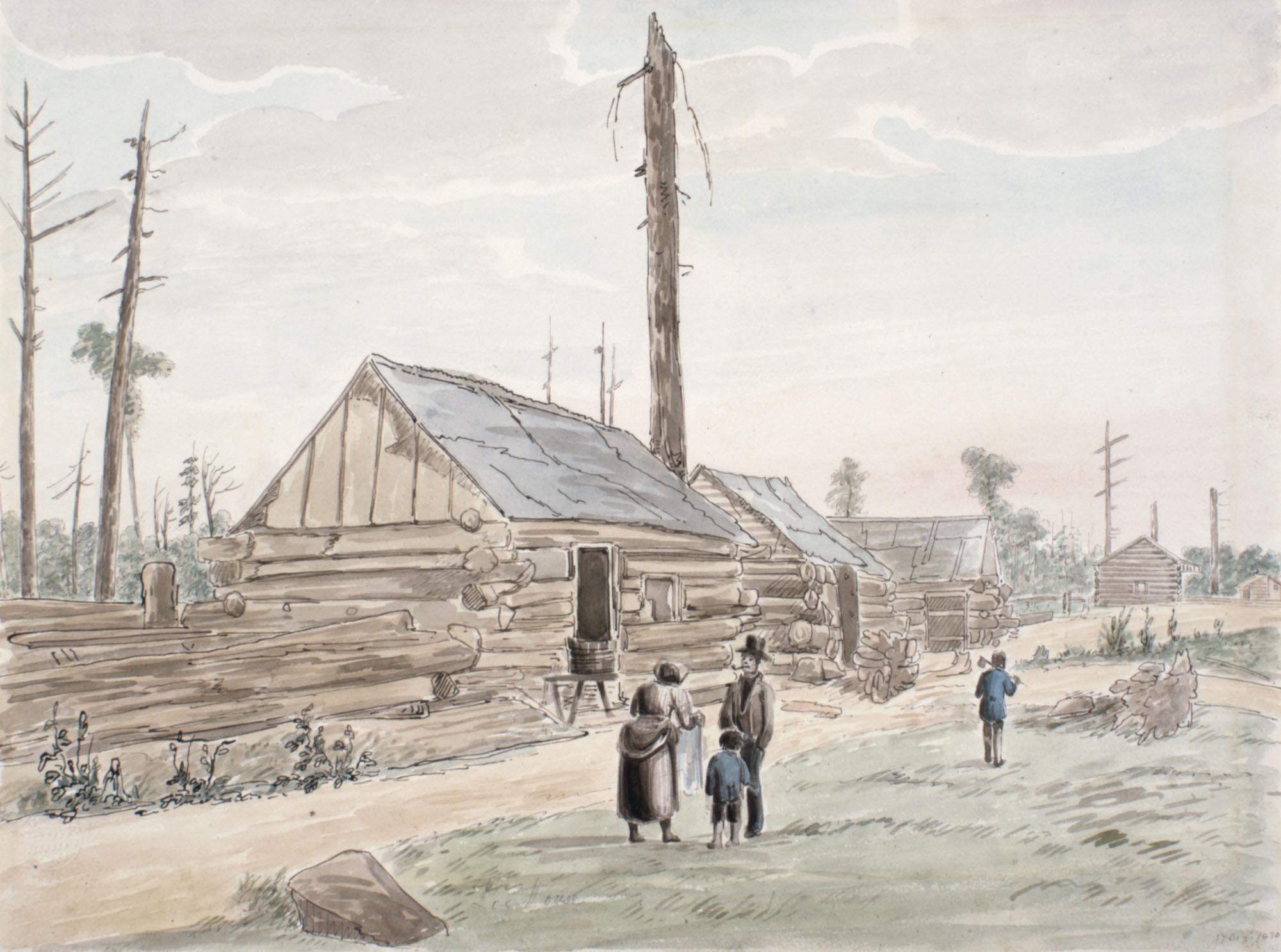 1830s BC