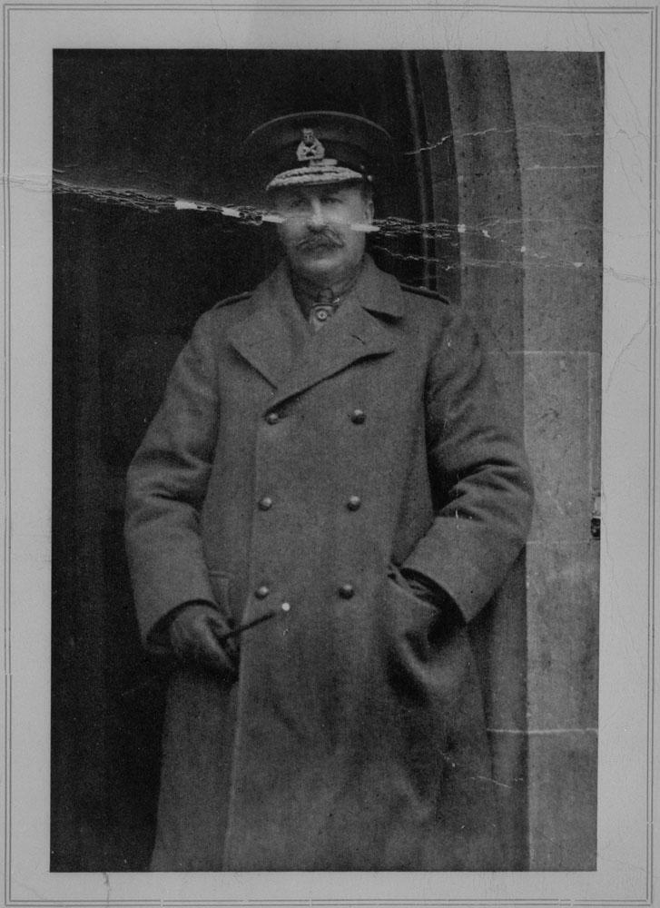 Lieutenant-General Edwin Alfred Hervey Alderson