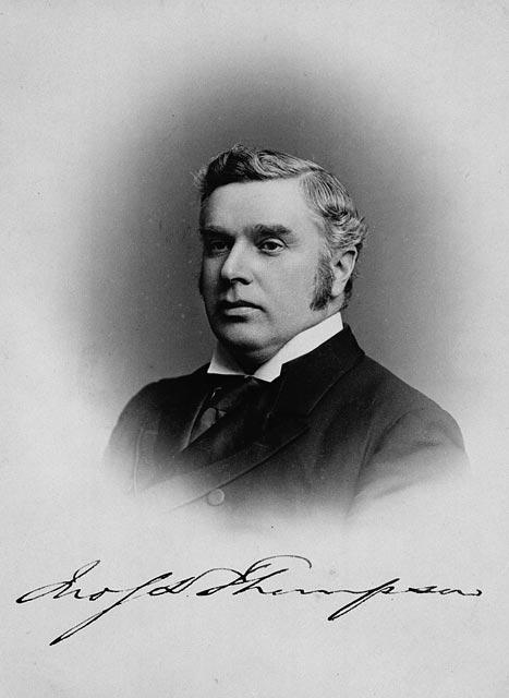 Sir John Sparrow David Thompson