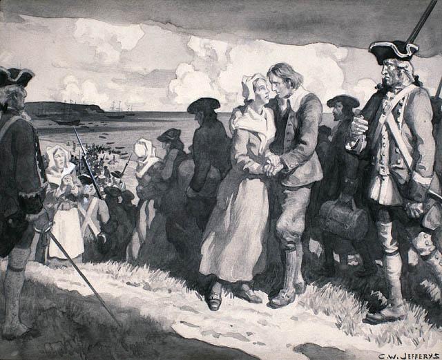 Acadians by maryam w on Prezi
