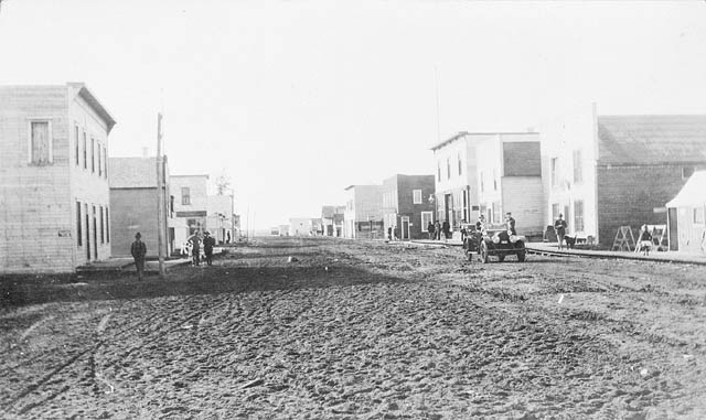 First Avenue, Grouard, Alberta (C-136064)