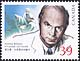 Canada, 39¢ Norman Bethune in Canada, 2 March 1990