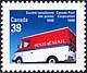 Canada, 39¢ [CPC van, facing left], 3 May 1990
