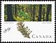 Canada, 39¢ Coast forest, 7 August 1990
