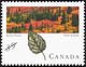 Canada, 39¢ Boreal forest, 7 August 1990
