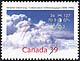 Canada, 39¢ Weather Observing, 1840-1990, 5 September 1990