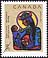 Canada, 39¢ Mary with Christ child and St. John the Baptist, 25 October 1990