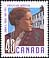 Canada, 40¢ Jennie K. Trout, 15 March 1991