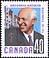 Canada, 40¢ Wilder Penfield, 15 March 1991