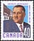 Canada, 40¢ Harold R. Griffith, 15 March 1991