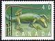 Canada, 40¢ Hylonomus lyelli, 5 April 1991
