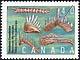 Canada, 40¢ Conodonts, 5 April 1991