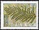 Canada, 40¢ Archaeopteris halliana, 5 April 1991