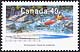 Canada, 40¢ Touring kayak, 18 July 1991