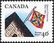 Canada, 40¢ Queen's University, 1841-1991, 16 October 1991