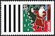 Canada, 35¢ Father Christmas, 23 October 1991