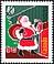 Canada, 40¢ Santa Claus, 23 October 1991
