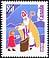 Canada, 80¢ Sinterklaas, 23 October 1991