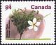 Canada, 84¢ Stanley plum, 27 December 1991