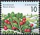 Canada, 10¢ Kinnikinnick, 5 August 1992