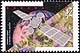 Canada, 42¢ [ANIK E2 satellite], 1 October 1992