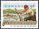 Canada, 43¢ Québec folksong, 7 September 1993