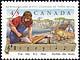 Canada, 43¢ Newfoundland ditty, 7 September 1993