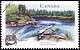 Canada, 43¢ French River, 22 April 1994