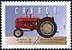 Canada, 43¢ Cockshutt 30 Farm Tractor, 1950, 26 May 1995