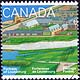 Canada, 43¢ [Town of Louisbourg], 5 May 1995